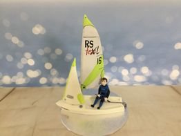 Sailing boat topper