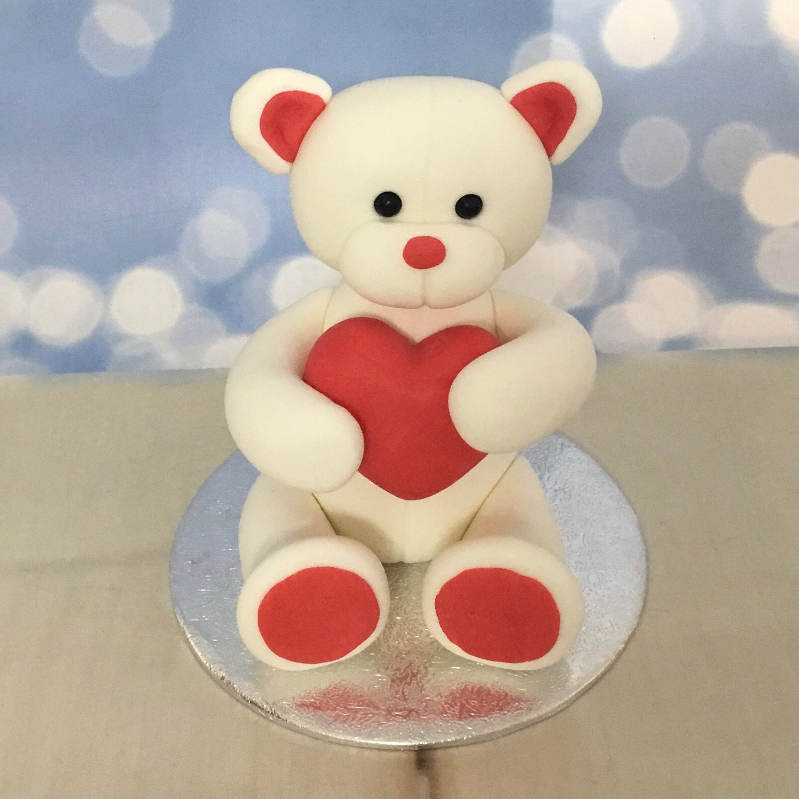 Teddy bear model kit £10